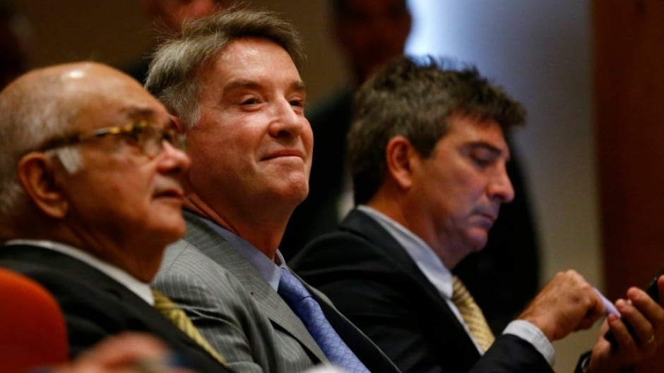 It's often been said that Brazil is the country of the future. And Eike Batista (C) was supposed to be the businessman to take the country there. But now the busted billionaire is in the dock.