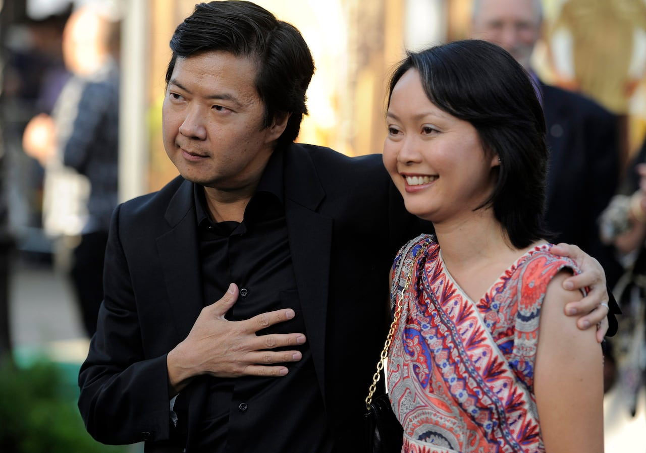 Ken Jeong Says The Hangover Performance Inspired By Rage At Wife S Cancer Cbc News