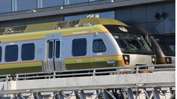 "Metrolinx has to ""look at all of the options and figure out how to get more people,"" Premier Kathleen Wynne said Monday. She floated the possibility the service could be used as a downtown relief line."