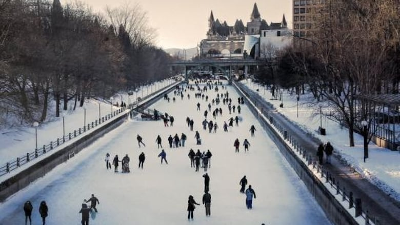 Your pictures from the 2014-15 Rideau Canal skating season | CBC News
