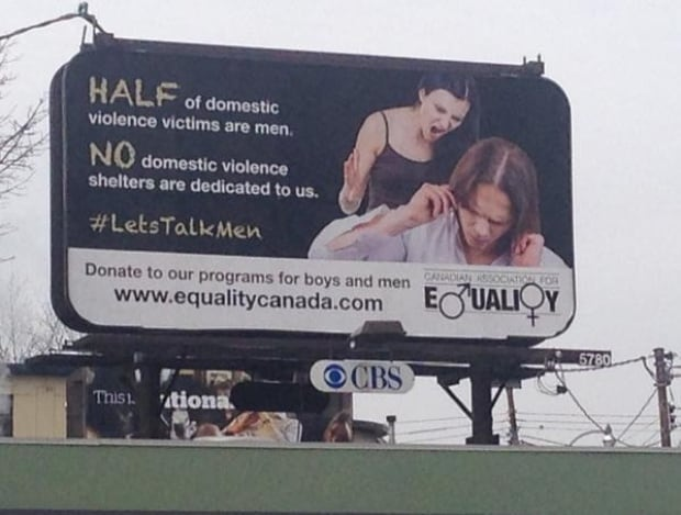 Equality Canada Billboard