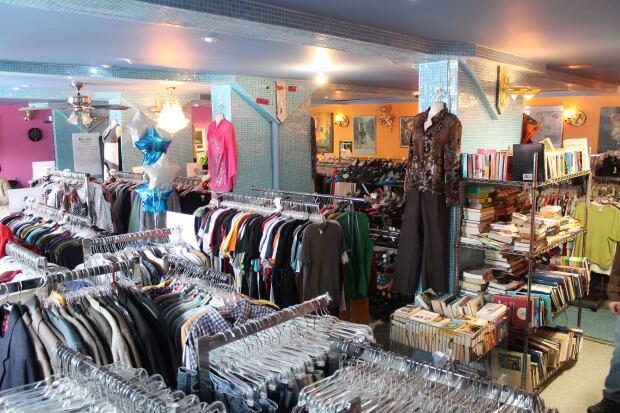 Karibu thrift store