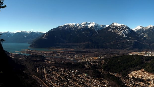 Squamish offers affordable housing in a natural setting an hour's drive from Vancouver.