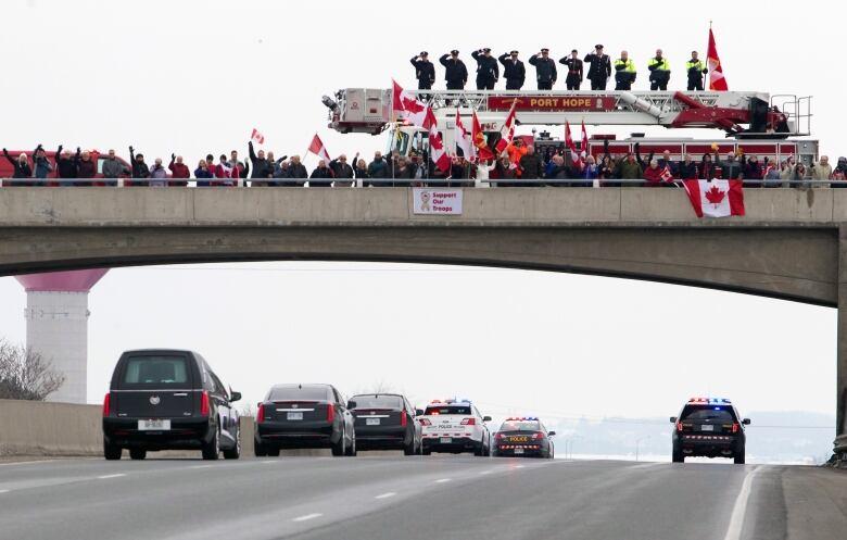 Highway Heroes Canada Gestorben