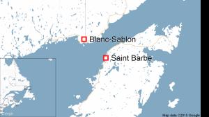 Blanc-Sablon St. Barbe