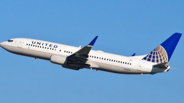 A United Airlines Boeing 737-800 takes off in this 2011 photo.