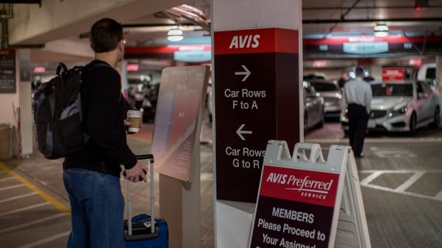 Avis and Budget have taken in $35 million from Canadians in the past six years through added car rental surcharges, the Competition Bureau says.