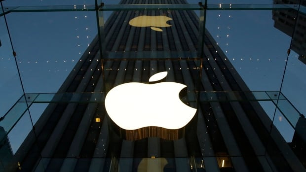 The Apple logo is illuminated in the entrance to the Fifth Avenue Apple store, in New York. Apple's iTunes may be on the outs in favour of streaming, a report suggests.