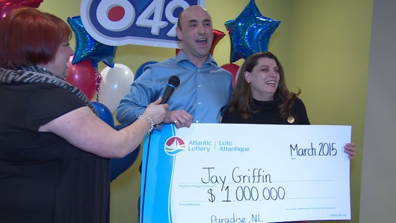 New millionaires claim lotto prize, but $5M ticket still