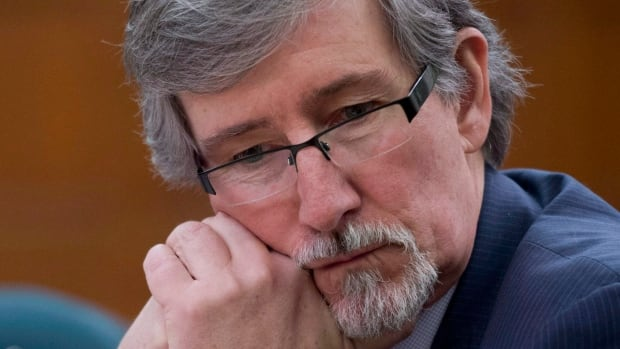 Privacy Commissioner Daniel Therrien provided a written submission to the Commons committee reviewing the new anti-terrorism legislation, but efforts to add him to the witness list were blocked by Conservative committee members.