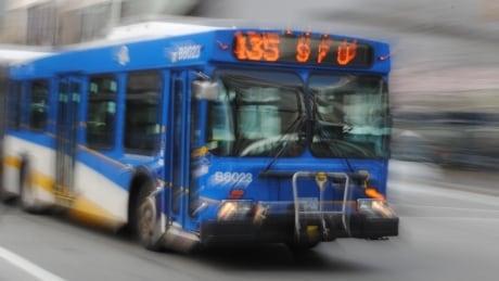 Transit bus TransLink