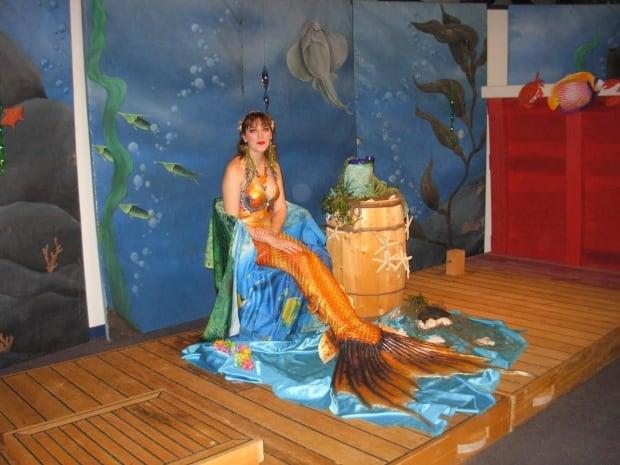 Raina the mermaid
