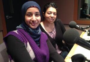 Nadia Kidwai and Nulifer Rahman