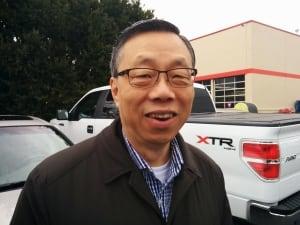 Albert Lo