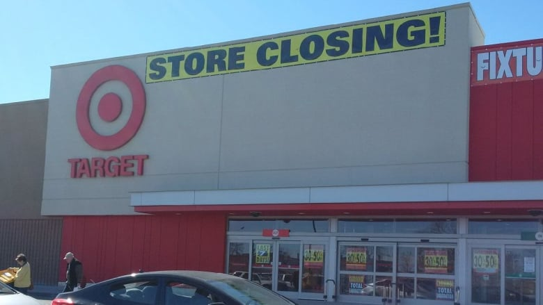 Target Canada Is Closing This Store In Stratford Ont On March 18 Nigel Howard Chamber Of Commerce