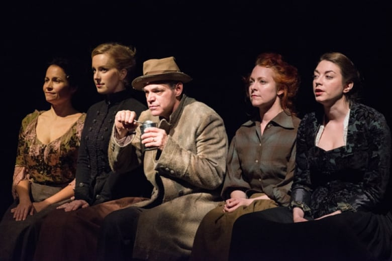 Spoon River for the Stage - A New Adaptation