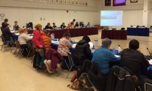 Kiggavik final hearings Baker Lake