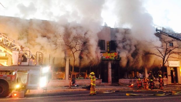 Jean talon street grocery store mosque catch fire cbc news for Meubles montreal jean talon