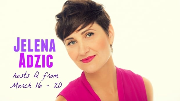 Jelena Adzic is the face of arts and entertainment coverage on CBC News Network