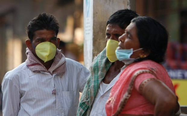 India Flu Outbreak