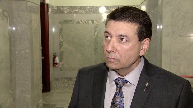 Naresh Bhardwaj is the Tory MLA for Edmonton-Ellerslie.