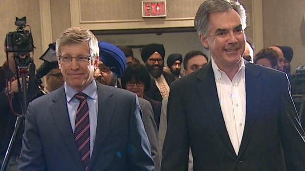 Premier Jim Prentice announced Saturday former police chief Rick Hanson has been appointed the Progressive Conservative candidate for Calgary-Cross.