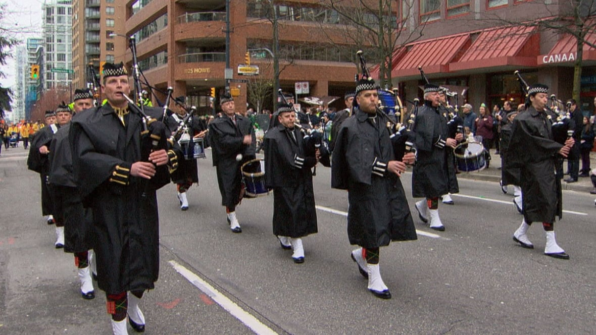 No St. Patrick's Day parade in Vancouver this year