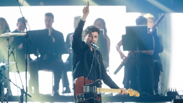 Hamilton's Arkells took home two Juno awards in 2015 for group of the year and rock album of the year. The band has been nominated again for the same awards in 2017.