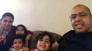 Toronto Aboushady family
