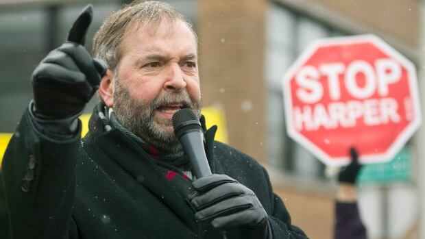 NDP Leader Thomas Mulcair is seeing his poll numbers rise. Is it a sign of things to come? Or simply a return to form?
