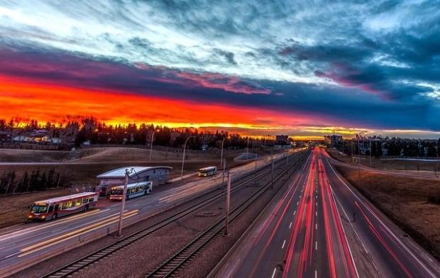 Calgary generic traffic