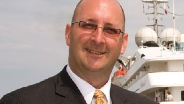 Paul Pepe is the manager of the City of Thunder Bay's tourism division.