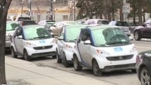 Car2Go in downtown