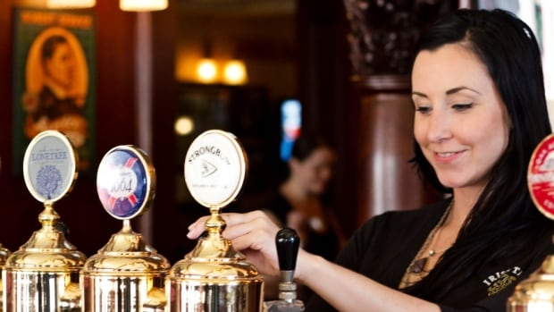 The Irish Times pub in Victoria, B.C. expects to serve 20 kegs of beer for St. Patrick's Day.