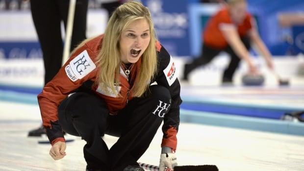 Jennifer Jones will defend her Canadian women's curling title Feb. 20-28 in Grande Prairie, Alta.
