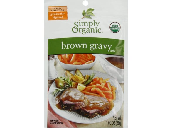 Simply Organic, products recalled