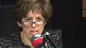 Calgary eyeopener columnist Deborah Yedlin