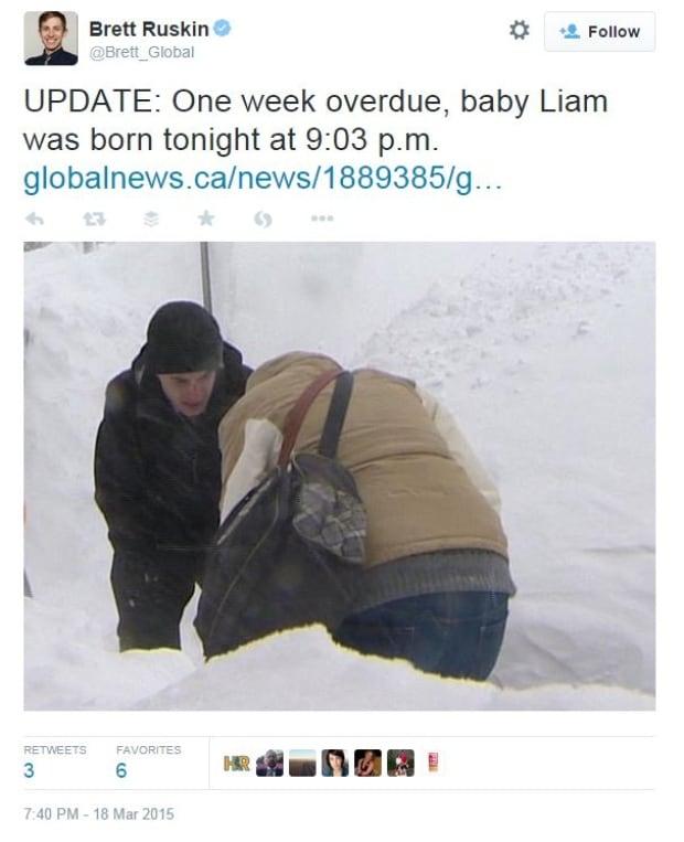 Baby Liam