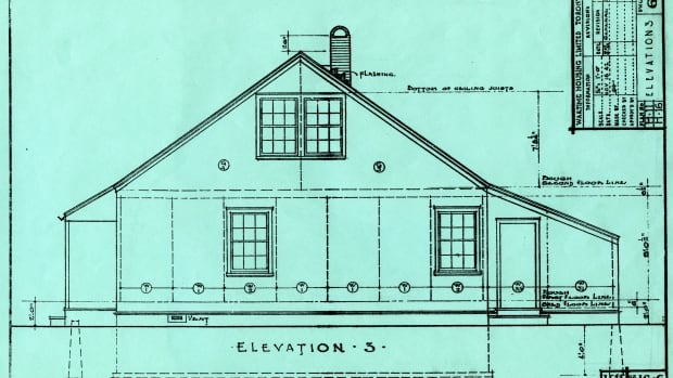 Wartime Homes in Saskatoon Early floor plans and design – Wartime House Floor Plans