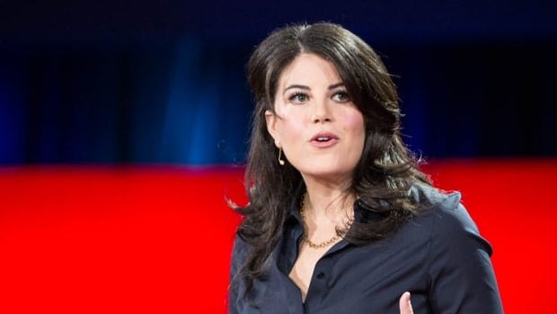 Monica Lewinsky speaks at TED2015 — Truth and Dare, Session 9, March 19, 2015, Vancouver Convention Center, Vancouver, Canada.