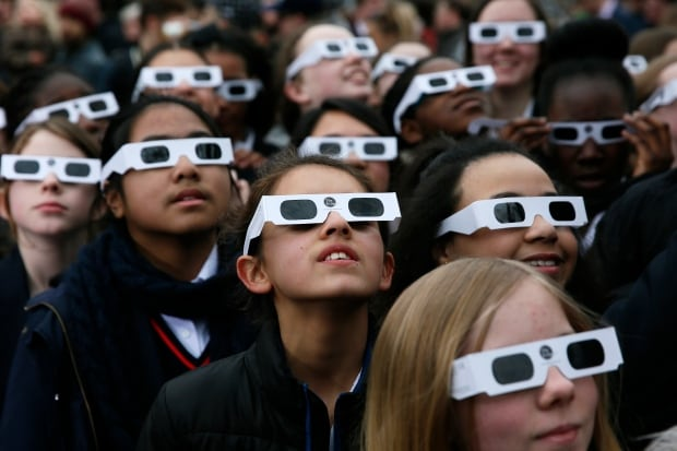 SOLAR-ECLIPSE March 20 2015 Greenwich London