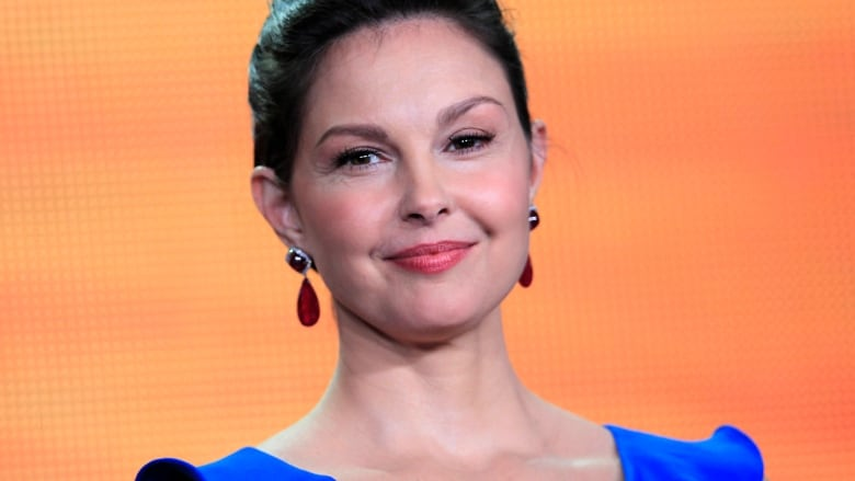 Actress Ashley Judd Of The Television Series Missing Takes Part In A Panel Session At The Abc Winter Tca Press Tour In Pasadena California January 10