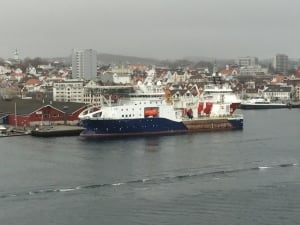 Stavanger, 'oil capital' of Norway