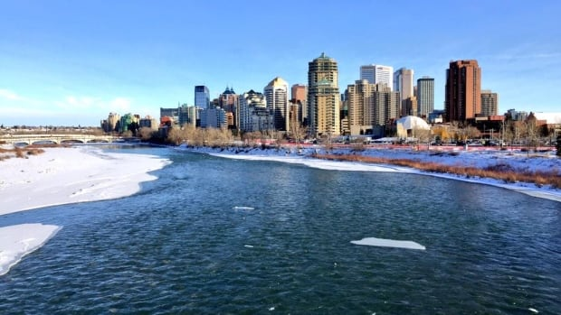 Calgary researchers find most river systems in the world that are impacted by snow or rain melt — like the Bow River — are more easily exposed to pollutants, such as pesticides.