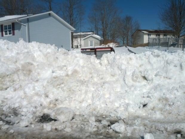 snow mail