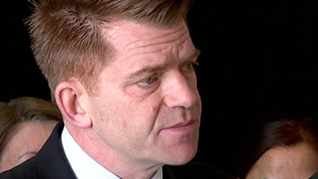 Brian Jean was elected as the Wildrose's new leader Saturday.