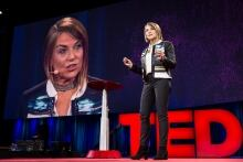 Esther Perel TED Conference