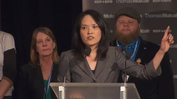 Jenny Kwan's former Vancouver East seat in the provincial legislature will be up for grabs in a Feb. 2  byelection.