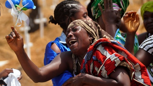 The Ebola outbreak in West Africa ravaged people with no prior experience with the disease and no understanding of how it spreads.