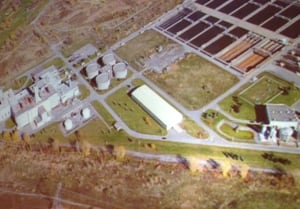 Jean-R. Marcotte treatment plant
